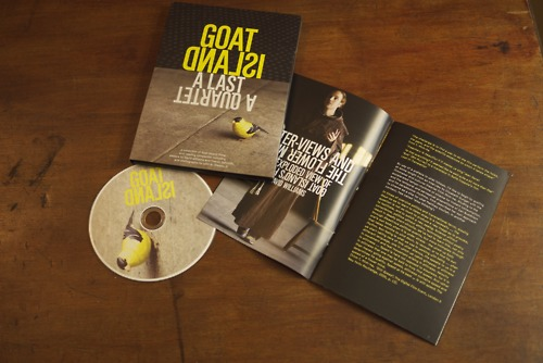 Lucy Cash / Goat Island DVD